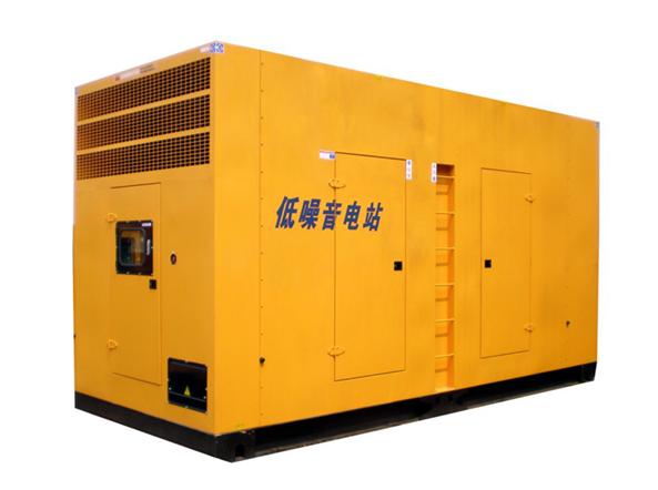 柴油静音型发电机组